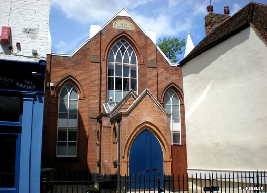 Primitive Methodist Chapel, Palace Street