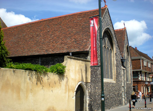 St Alphege Church