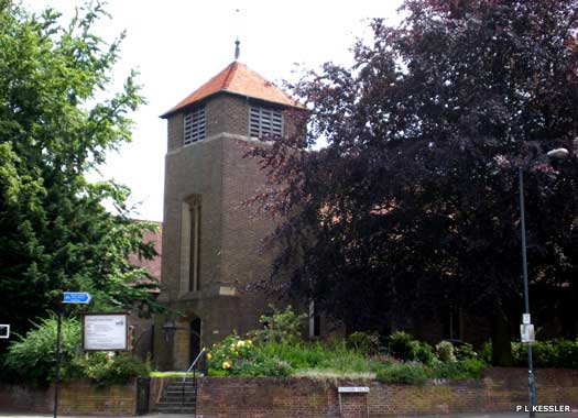 St Mary Bredin (New) Church