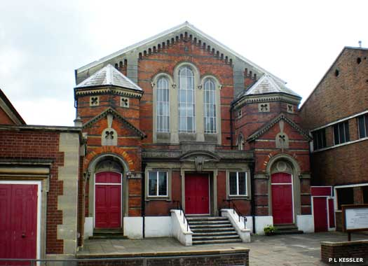 Canterbury Baptist Church