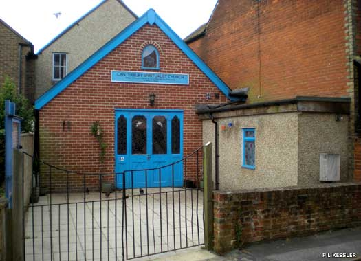 Canterbury Spiritualist Church