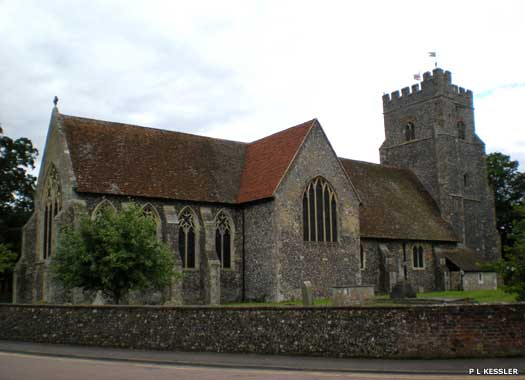 St Mary the Virgin's Church Chartham