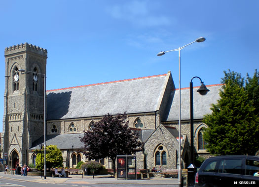 Parish Church of St Paul, Cliftonville