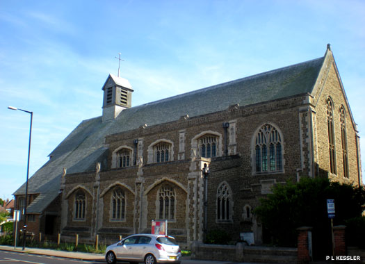 St Anne's Catholic Church & Presbytery