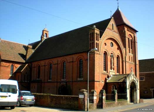 Catholic Church of St Thomas of Canterbury