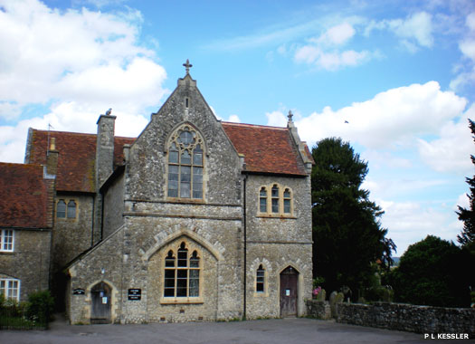 St Mary's Church Hall, East Farleigh, Kent