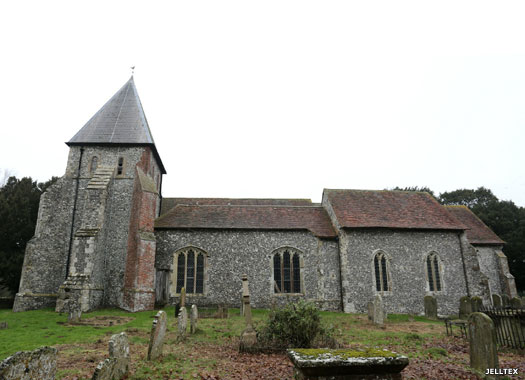 St Mary's Church, Eastling, Kent