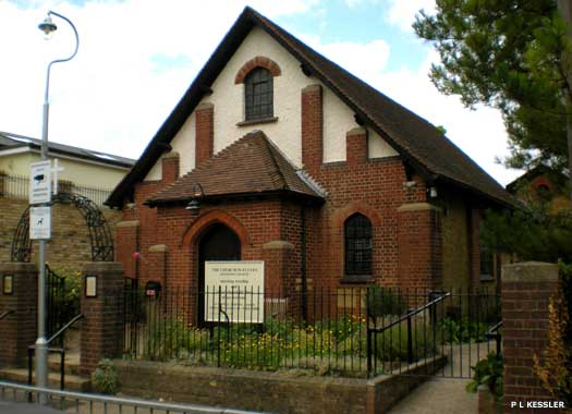 The Church in Eccles (Methodist Church)