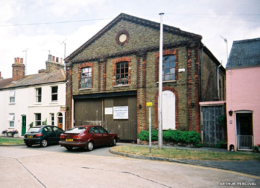 Abbey Place Primitive Methodist Chapel