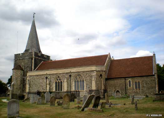 All Saints Church Frindsbury