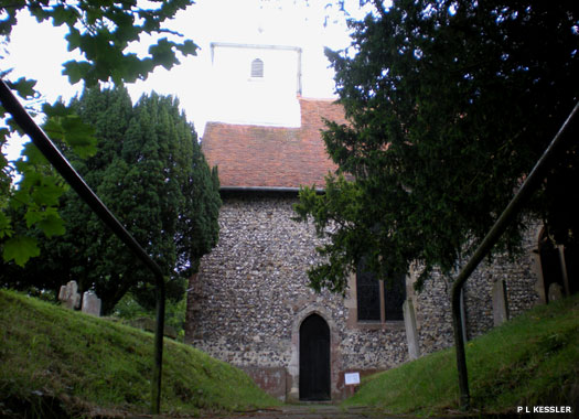 St Michael and All Angels in Harbledown