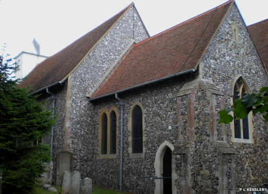 St Michael and All Angels, Harbledown, Kent