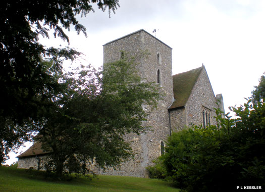 St Nicholas Hospital and Church, Harbledown, Kent