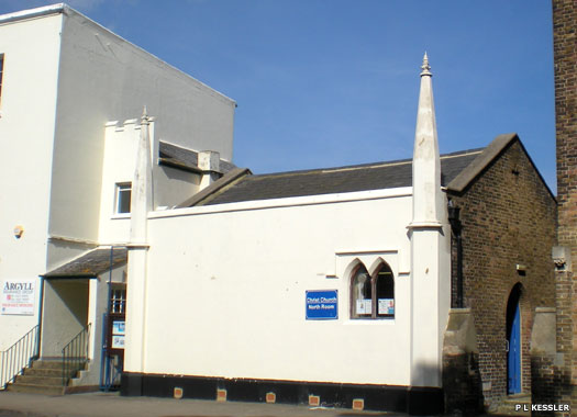 Christ Church in Herne Bay, Kent