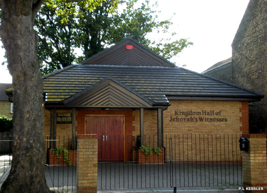 Kingdom Hall of Jehovah's Witnesses, Herne Bay