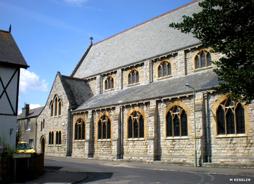 Our Lady of the Sacred Heart Catholic Church, Herne Bay