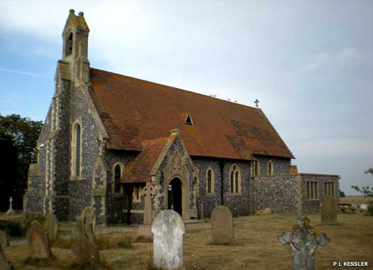 St Mary the Virgin Reculver
