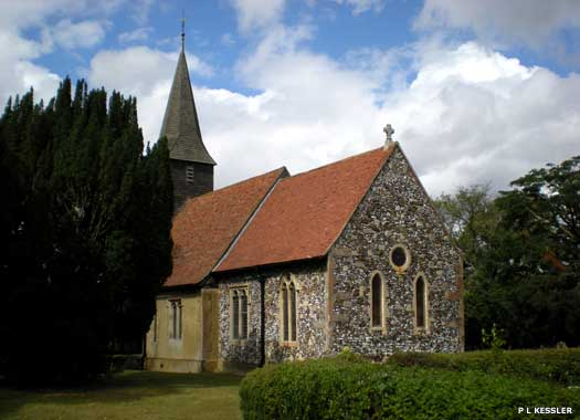 Holy Cross Church, Hoath, Kent