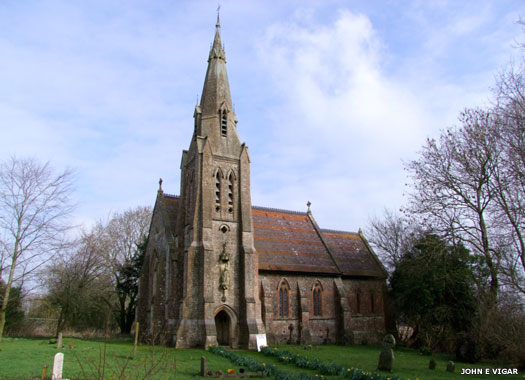 St Catherine Church, Kingsdown, Kent