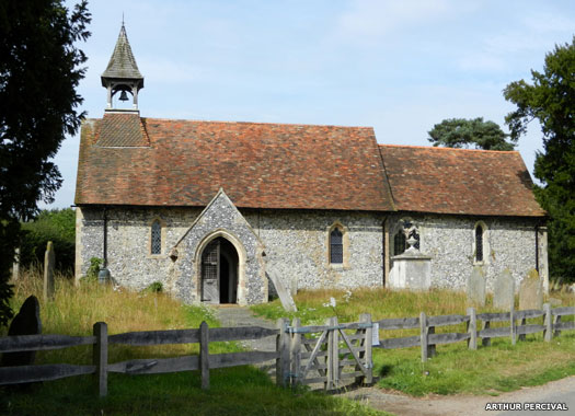 The Church of St Laurence, Leaveland, Kent