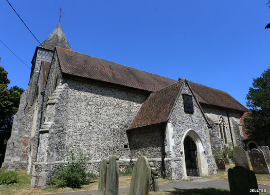 St Peter & St Paul's Church, Lynsted, Kent