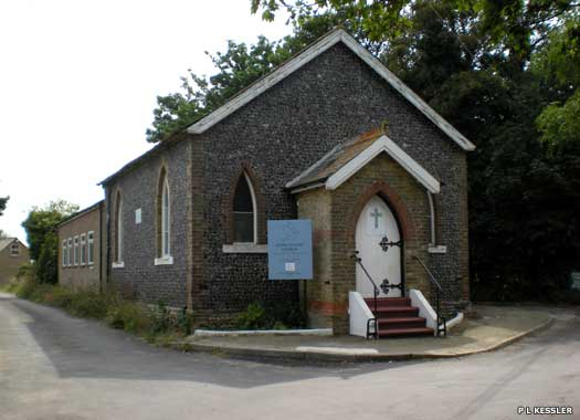 Manston (Wesleyan) Methodist Church