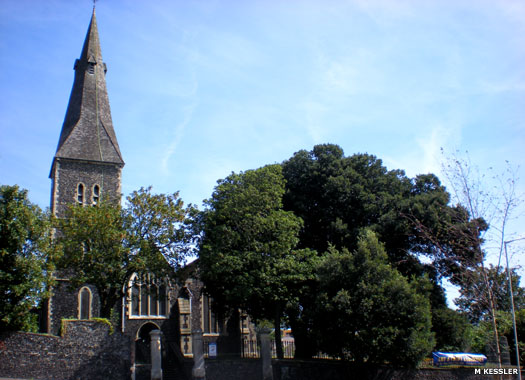 St John the Baptist, Margate