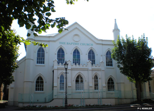 Cecil Square Baptist Church