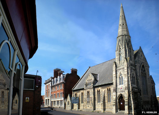 Union Church, Margate