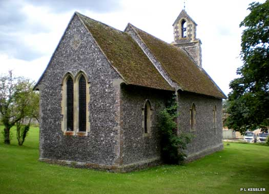 Chapel of St John the Baptist, Milton, Thannington Without, Canterbury, Kent