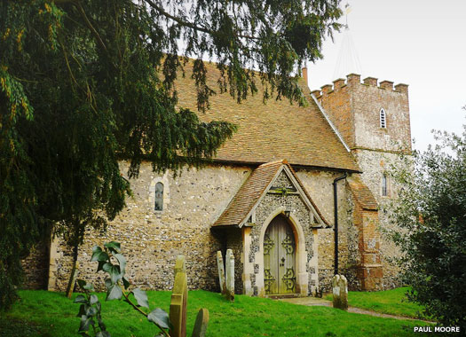 St Mary, Nackington, Kent
