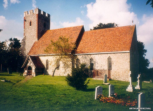 Church of St Mary, Norton, Kent
