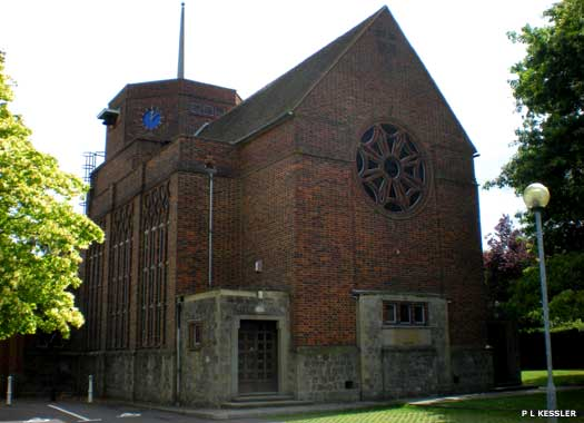 Anglican and Methodist Church of St Andrew Paddock Wood