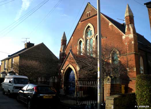 St Lawrence Methodist Church