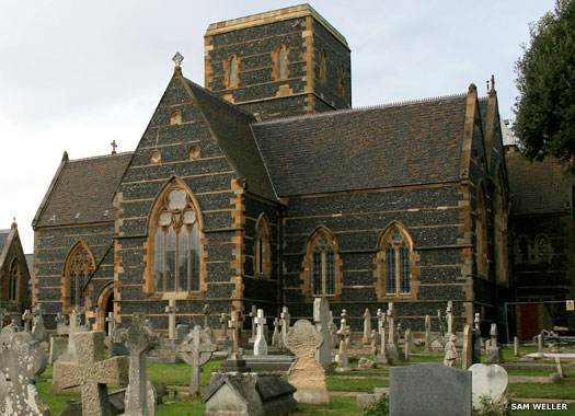 St Augustine's Catholic Church and Abbey