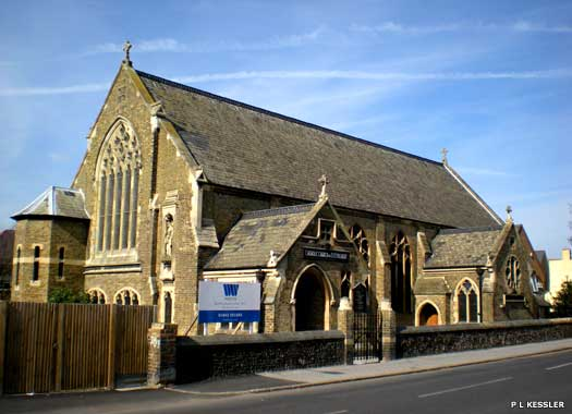 St Ethelbert & St Gertrude's Catholic Church