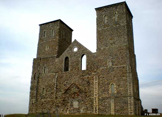 St Mary's (Old) Church Reculver
