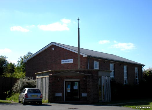 St Luke's Methodist Church