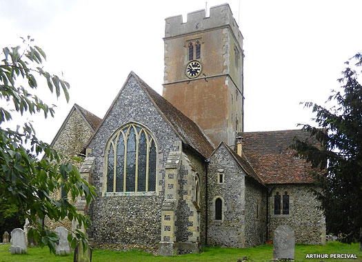 St Mary the Virgin Church, Selling, Kent