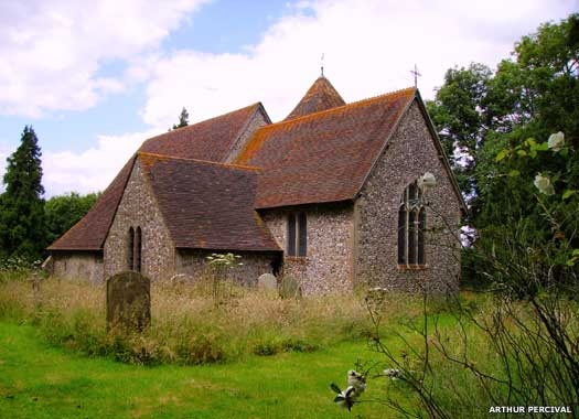 The Church of St Mary, Stalisfield