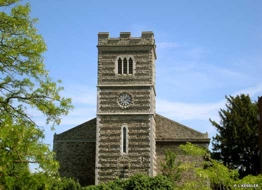 The Parish Church of St Nicholas of Myra, Strood