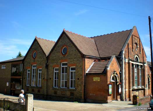 Peninsula Methodist Church