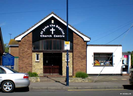 St John the Baptist Church Centre