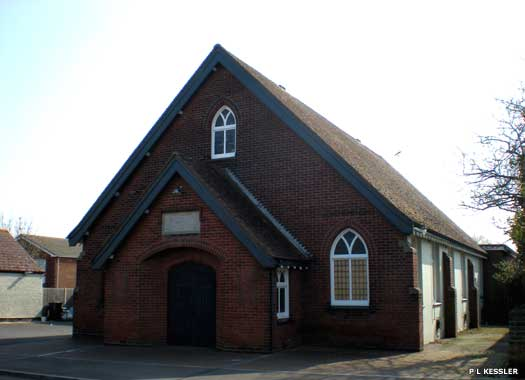 Tankerton Evangelical Church, Whitstable, Kent