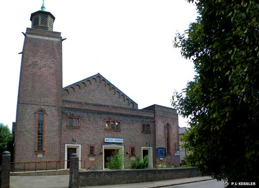 Tunbridge Wells Baptist Church