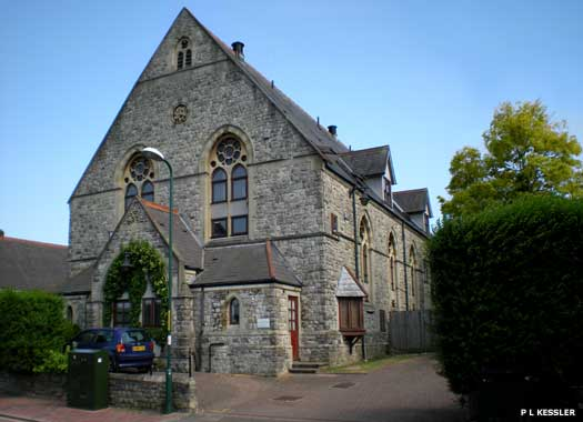 Albion Road Congregational Church
