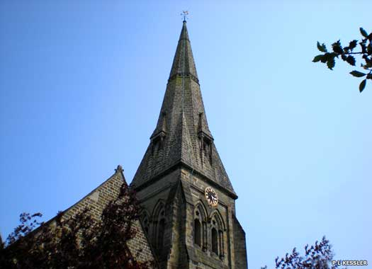 St James Church Tunbridge Wells