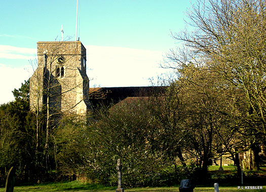 All Saints Church, Whitstable, Kent