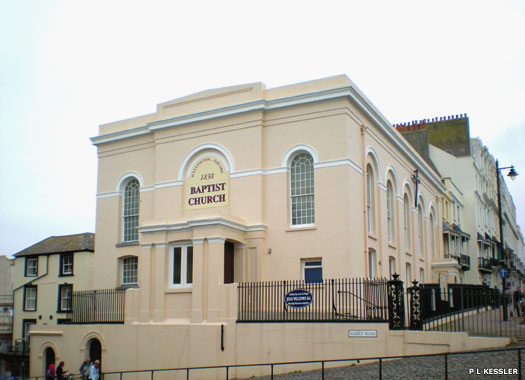 Wellington Square Baptist Church, Hastings