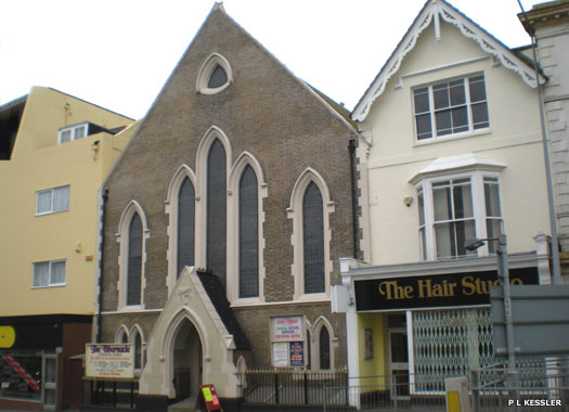 The Tabernacle Evangelical Church, Hastings